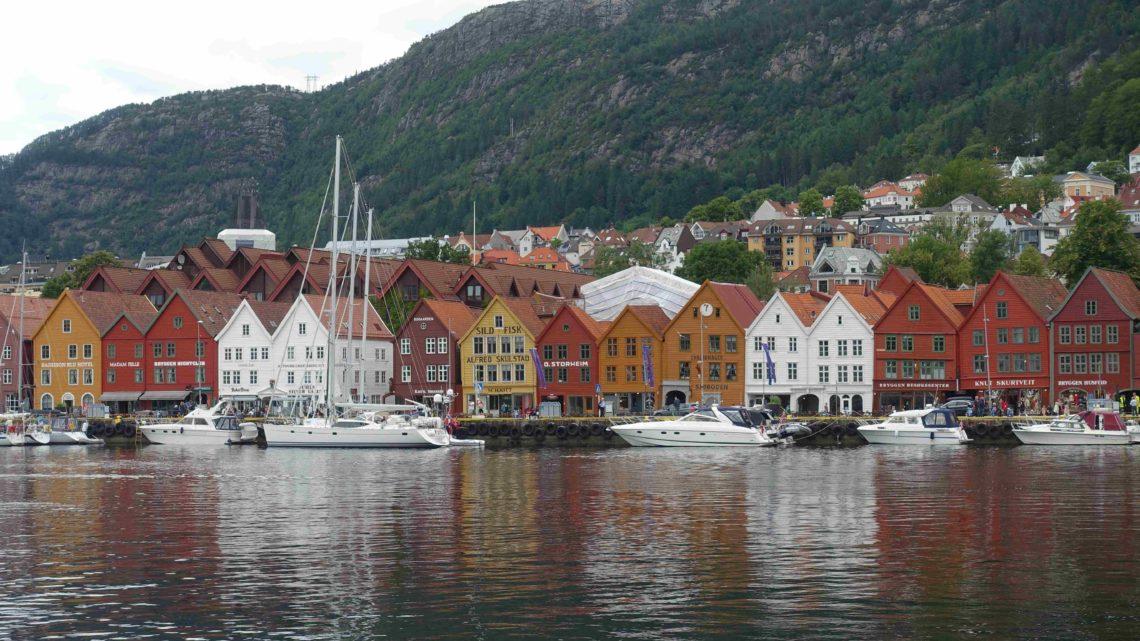 Bergen, une ville agréable