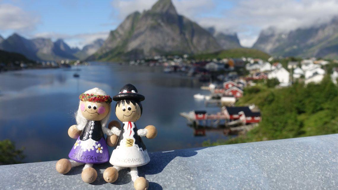 Îles Lofoten partie 1 – Reine et alentours