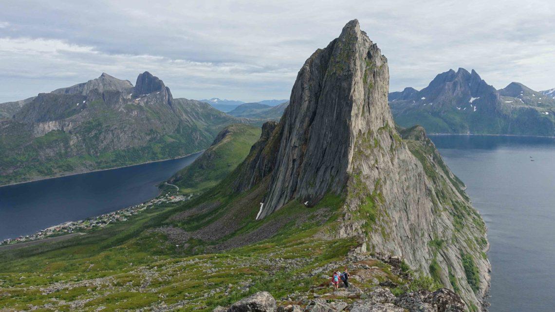Les Îles d'Andøya et de Senja