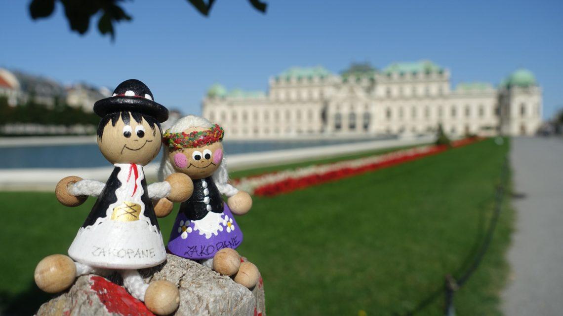 L'Autriche et la majestueuse Vienne