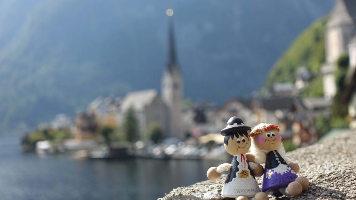 De Graz à Hallstatt
